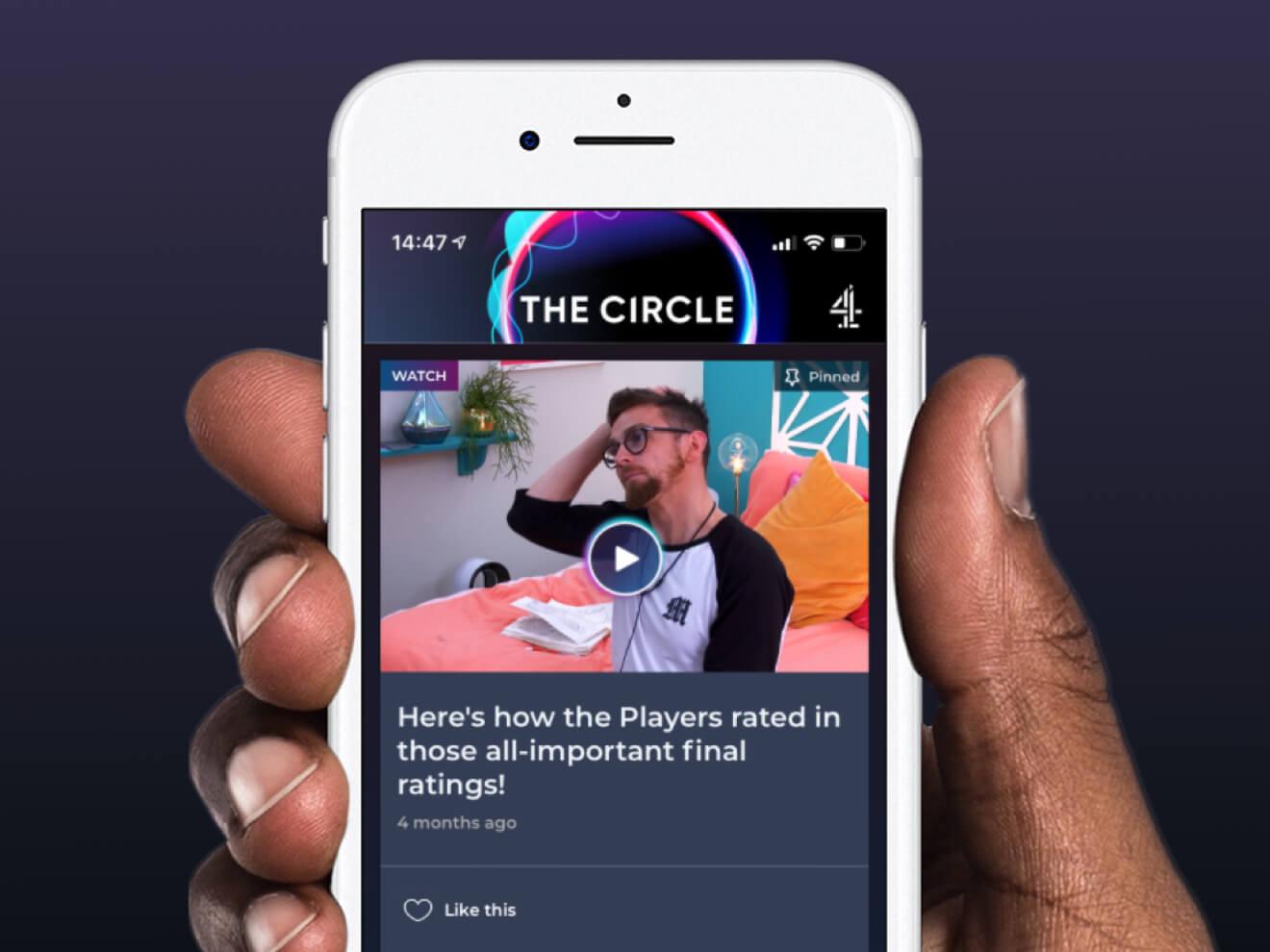 The Circle App